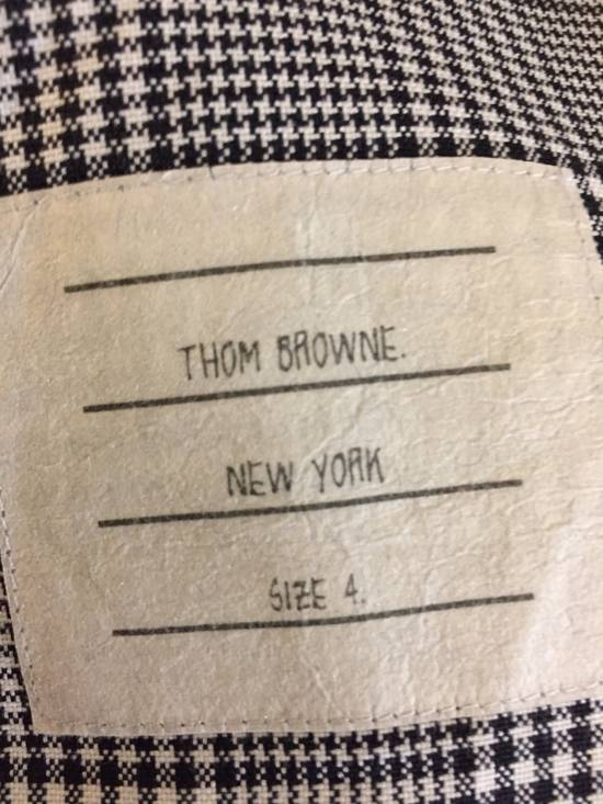 Thom Browne Cotton Checkered Shirt Size US L / EU 52-54 / 3 - 2