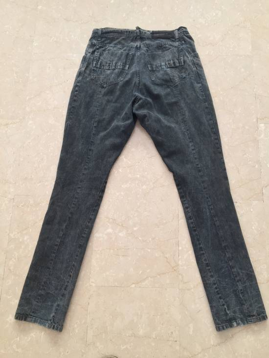 Julius Dark Blue Jeans Size US 32 / EU 48 - 2