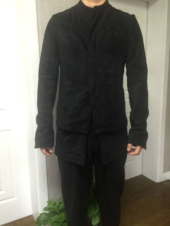 Julius 2011AW Cracked Cloth Jacket Size US XL / EU 56 / 4 - 5