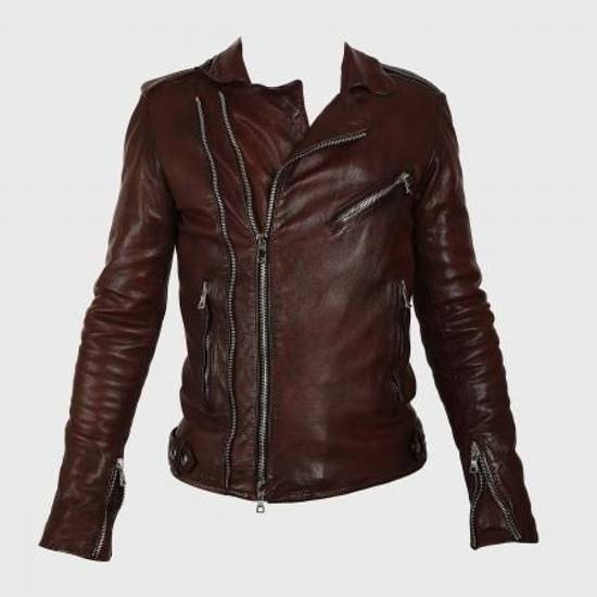 Balmain Biker leather jacket Size US M / EU 48-50 / 2 - 2