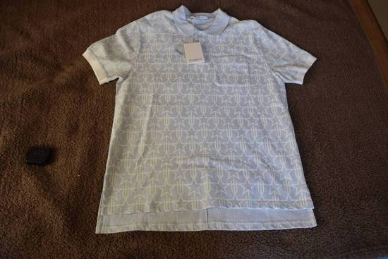 Givenchy Givenchy $650 Authentic Logo Print Polo Size M Columbian Fit Brand New Size US M / EU 48-50 / 2