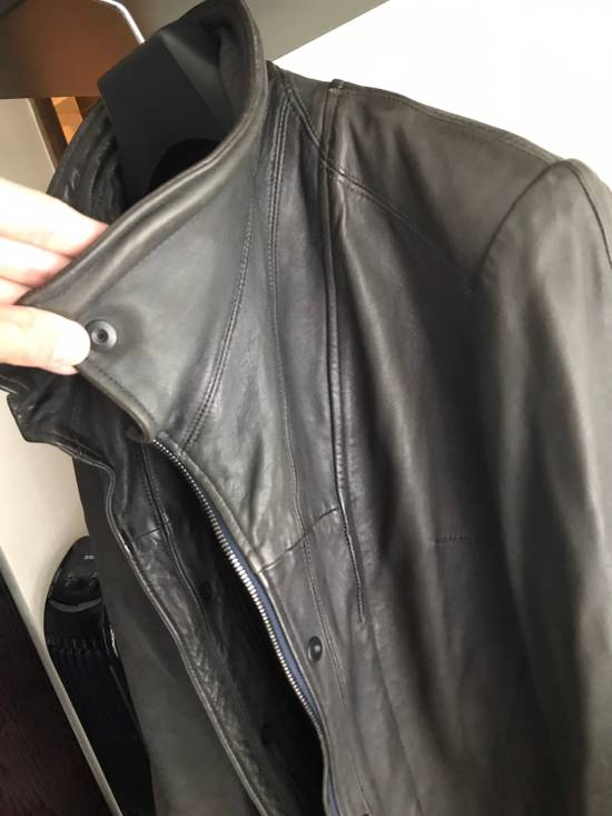 Julius Julius SS12 Runway Leather Jacket Size US M / EU 48-50 / 2 - 8