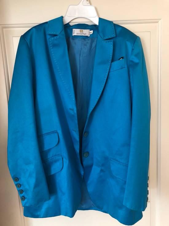 Givenchy Blue Givenchy Blazer Size 40S