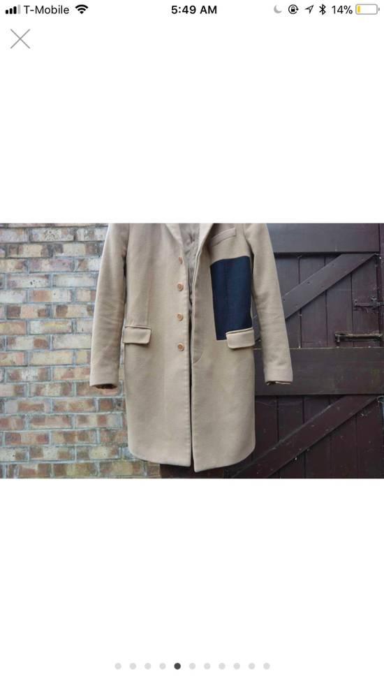 Givenchy Givenchy Cashmere Cashmere Color Block Coat Size US M / EU 48-50 / 2 - 11