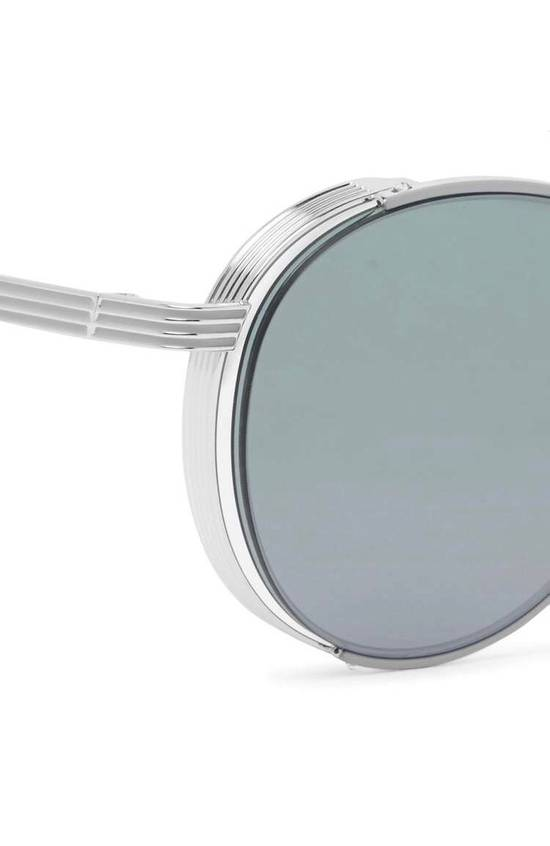 Thom Browne Silver Glasses Size ONE SIZE - 3