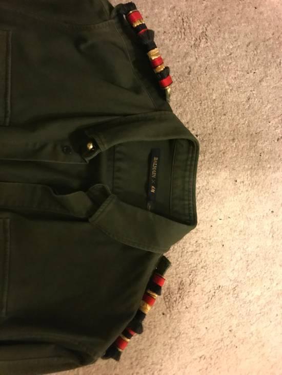Balmain Balmain X H&M Military Style Long Sleeves Size US M / EU 48-50 / 2 - 1