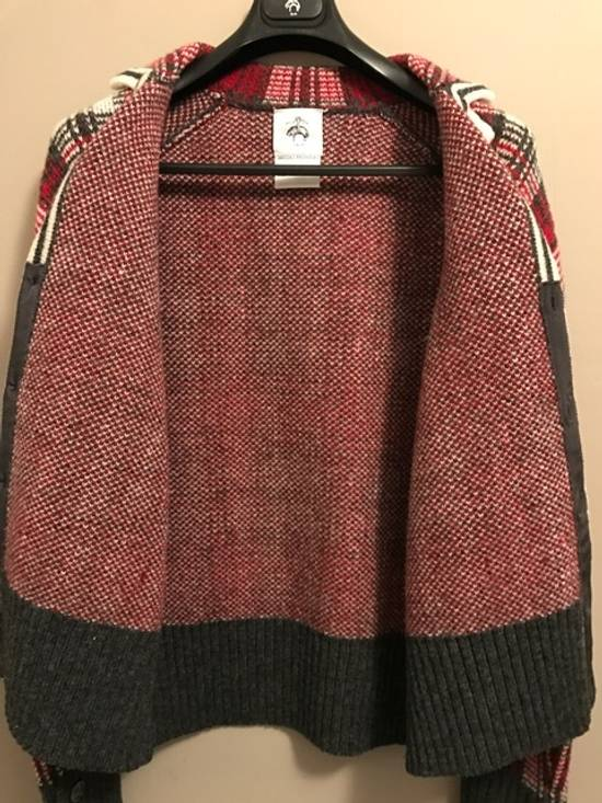 Thom Browne Wool Plaid Cardigan Jacket Size BB3 VERY RARE Size US L / EU 52-54 / 3 - 9