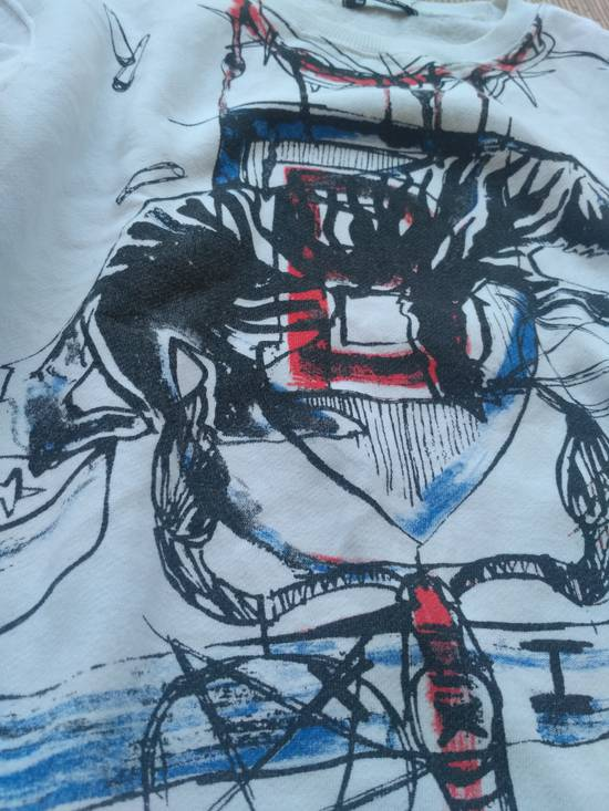 Balmain LAST DROP BEFORE DELETE Gorgeous Balmain Tiger Scorpion and B Logo on sketch Size US M / EU 48-50 / 2 - 2