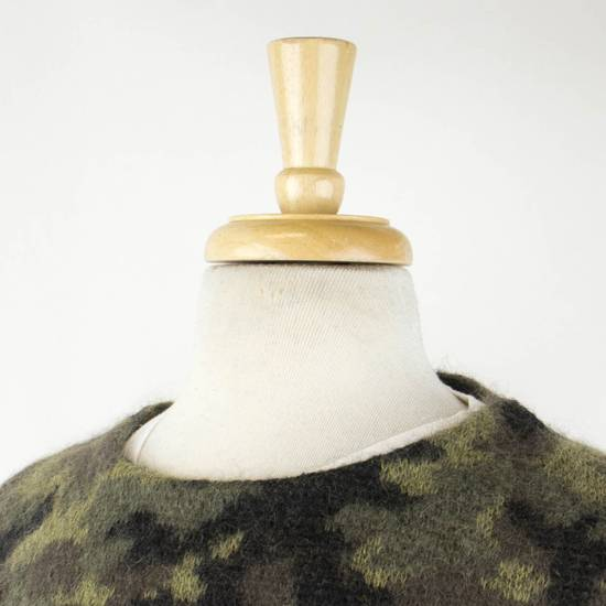 Balmain Camouflage Mohair Blend Jumper Sweater Size M Size US M / EU 48-50 / 2 - 3