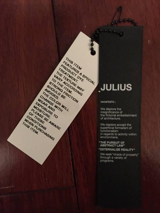 Julius Cargo Pant Size US 32 / EU 48 - 5