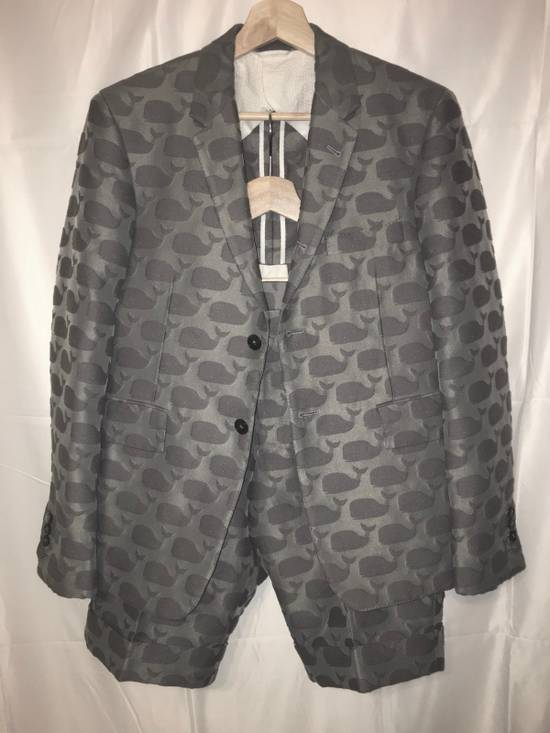 Thom Browne Whales Suit Size 36R - 1
