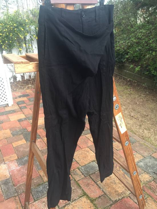 Julius AW13 Rayon Angora Stretch Convertible Pants Size US 31 - 1