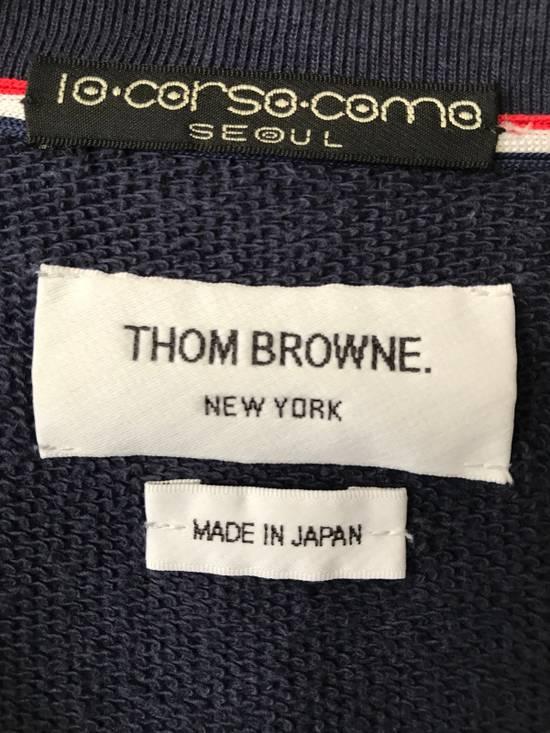 Thom Browne Four Stripe Sweatshirt Size US S / EU 44-46 / 1 - 2
