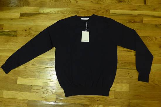 Givenchy GIVENCHY NWT NAVY WOOL SWEATER SIZE L Size US L / EU 52-54 / 3 - 4