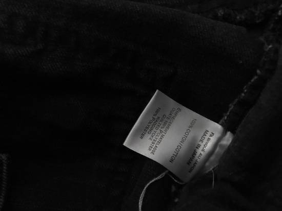 Balmain Beautiful Balmain Grey Denim Biker Jeans Size US 34 / EU 50 - 6