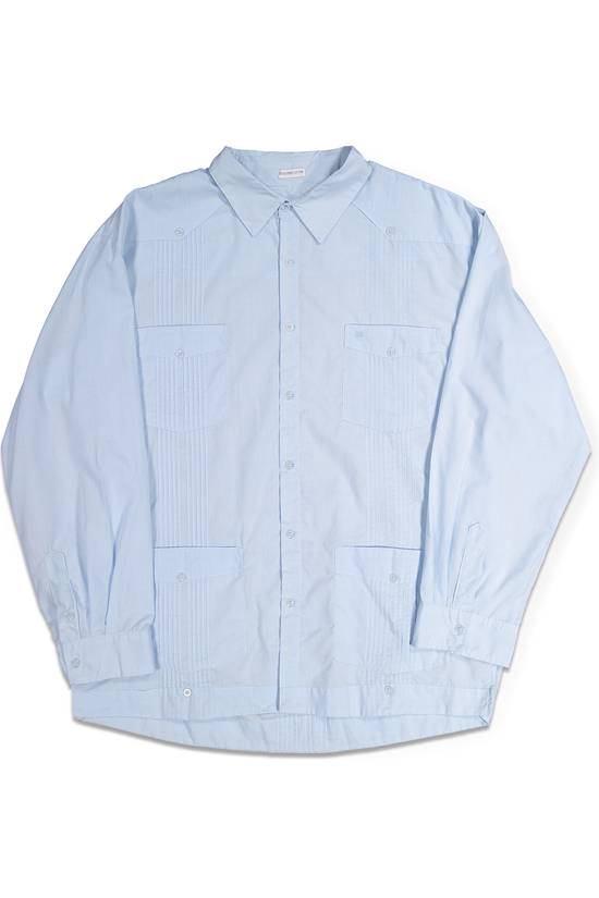 Givenchy Givenchy Light Blue Dress Shirt Size US XXL / EU 58 / 5