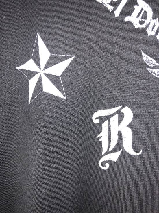 Givenchy ⚫️Givenchy⚪️ Elmiranda Tattoo Gotika Print Cuban Fit T-shirt Size US XL / EU 56 / 4 - 5