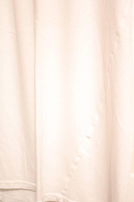 Balmain Rare 2013 Distressed Twisted Seam White T Shirt Size US S / EU 44-46 / 1 - 3