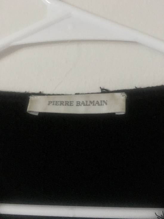 Balmain Sleeveless Sweatshirt Size US M / EU 48-50 / 2 - 3