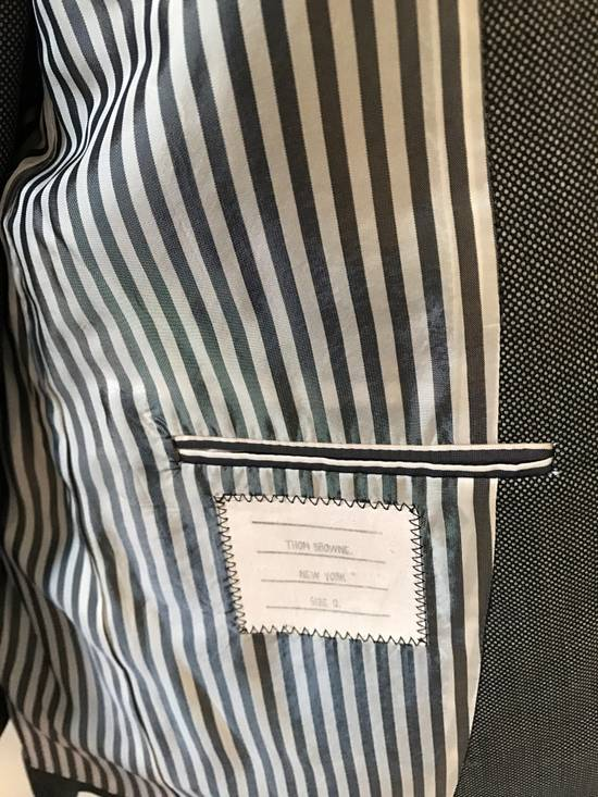 Thom Browne classic birds eye suit Size 36S - 6