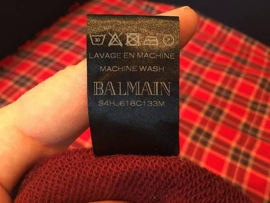 Balmain Houndstooth Embossed Jogging Sweatpants Size US 32 / EU 48 - 4