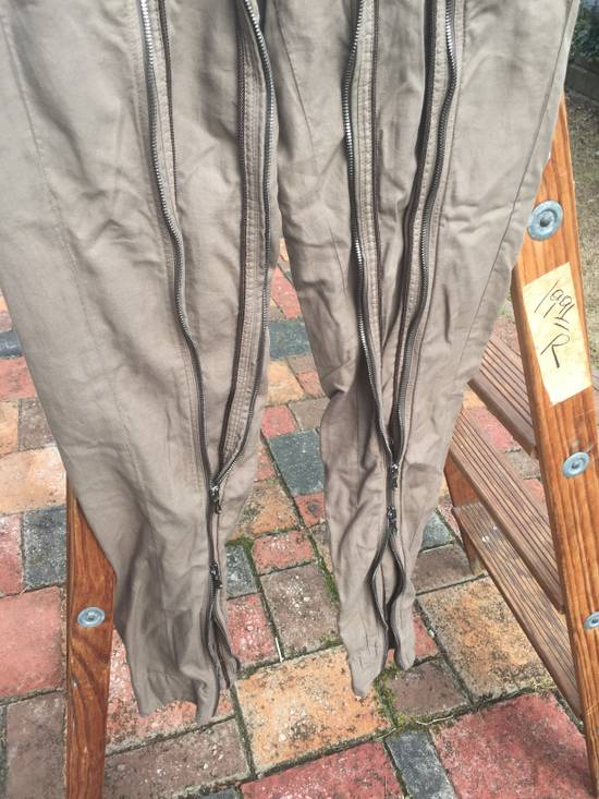 Julius SS10 Full Zip Narrow Flight Pants BNWT Size US 30 / EU 46 - 11