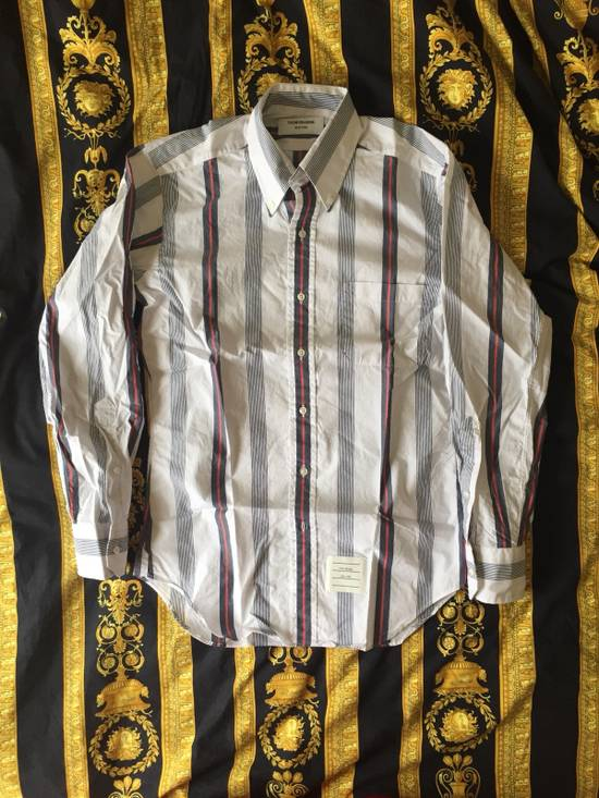Thom Browne Striped oxford shirt Size US S / EU 44-46 / 1 - 6