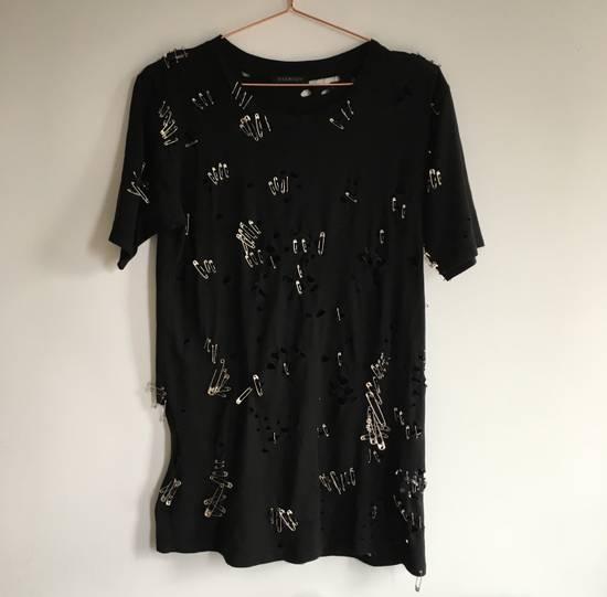 Balmain Decarnin Safety Pin Shirt Size US S / EU 44-46 / 1