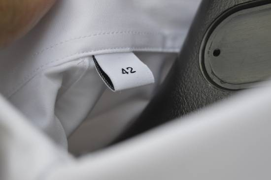 Givenchy Cutlery Print Shirt Size US L / EU 52-54 / 3 - 4