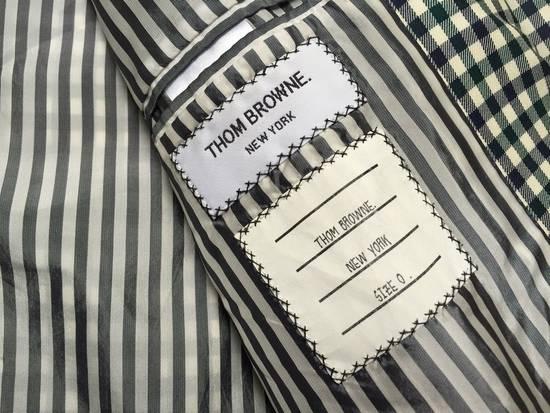 Thom Browne Gingham check wool/cashmere Harrington Jacket Size US S / EU 44-46 / 1 - 3