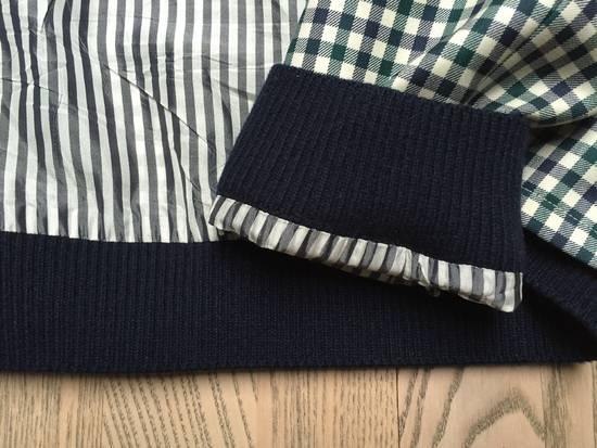Thom Browne Gingham check wool/cashmere Harrington Jacket Size US S / EU 44-46 / 1 - 6