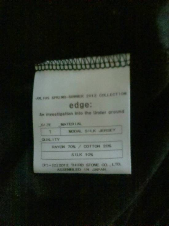 Julius 2-tone shirt - Size 1 (42-44) Size US XS / EU 42 / 0 - 2