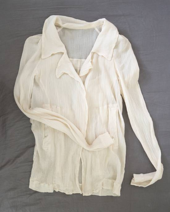 Julius Paper Pleated Trench Size US S / EU 44-46 / 1