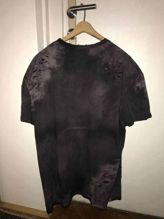 Balmain balmain oversized,distressed-t shirt Size US XL / EU 56 / 4 - 3