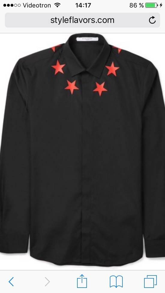 Givenchy Givenchy Stars Shirt Size US M / EU 48-50 / 2 - 1