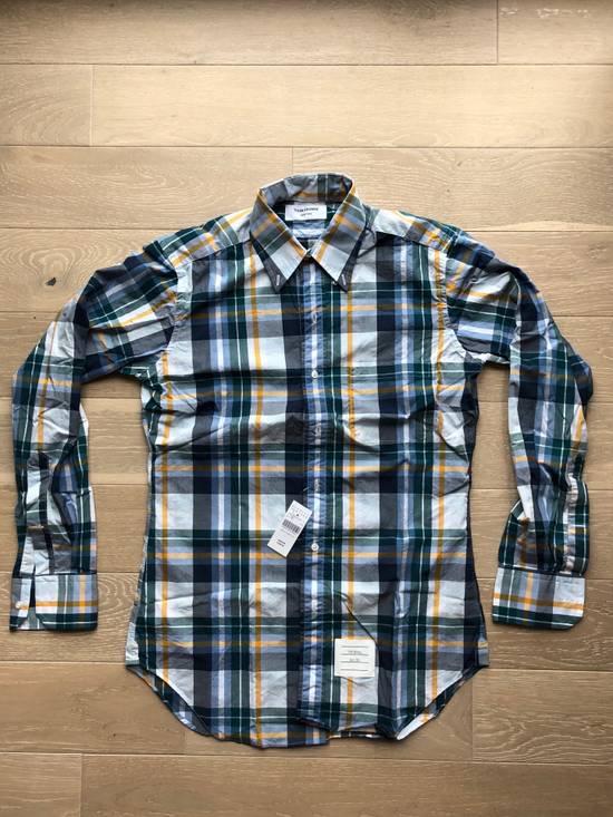 Thom Browne NEW Thom Browne poplin button down shirt Size US M / EU 48-50 / 2