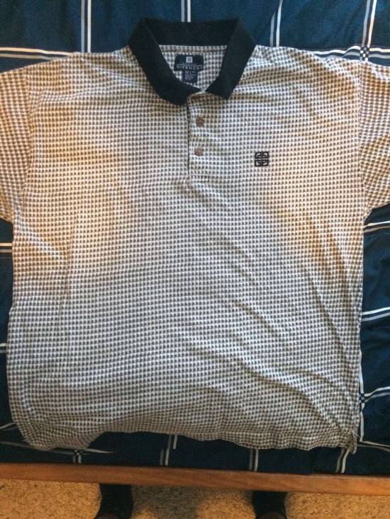 Givenchy Black & White Givenchy Collared Tee Size Large (L) Brand New With Tags! Size US L / EU 52-54 / 3