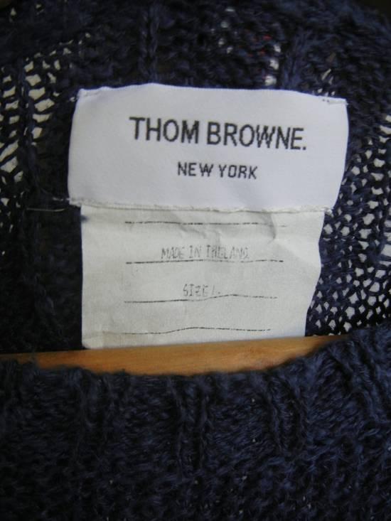 Thom Browne Thom Browne New York Navy Knitwear Size 1 Size US S / EU 44-46 / 1 - 3