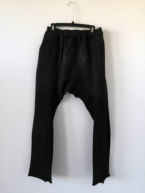 Julius Glitch Collection / Drop crotch trousers Size US 32 / EU 48 - 2