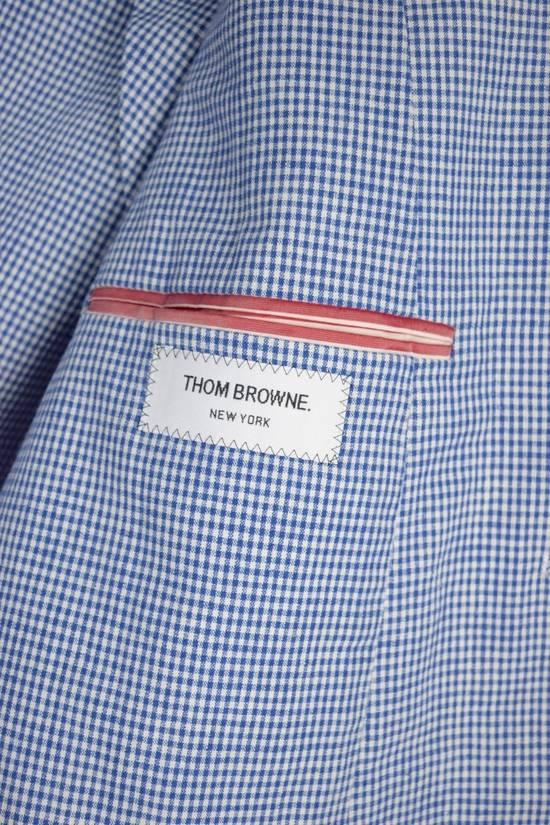 Thom Browne Thom Browne Fun Mix Blazer Men's 4 New Blue Size 42L - 3