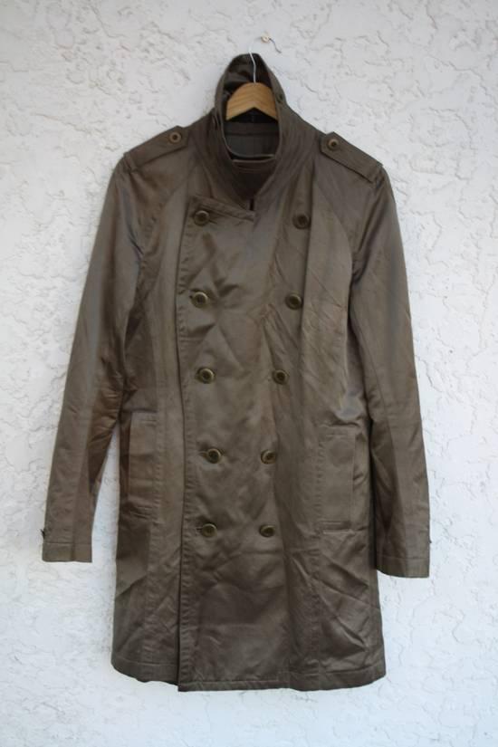 Julius Silk Peacoat Size US S / EU 44-46 / 1