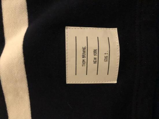 Thom Browne Blue four bars shorts Size US 32 / EU 48 - 1
