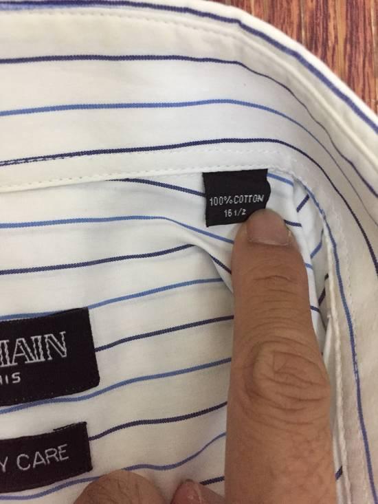Balmain BALMAIN Long Sleeve Button Up Size US L / EU 52-54 / 3 - 8