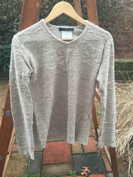 Julius AW08 Destroyed Cotton Sweater Size US S / EU 44-46 / 1 - 1