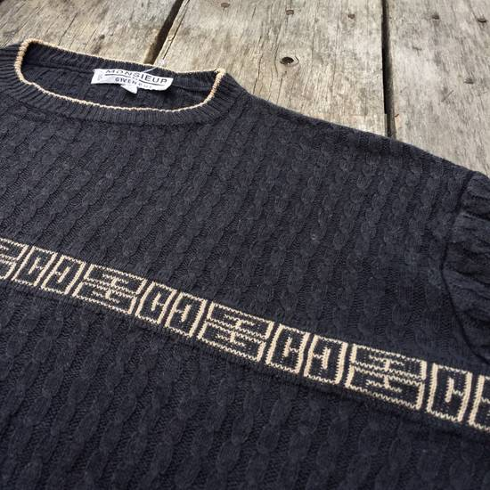 Givenchy MONSIEUR By GIVENCHY Knitwear Rare Vintage Givenchy Made in Italy Sweatshirt Size US M / EU 48-50 / 2 - 3