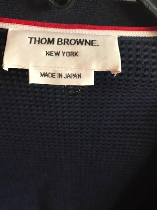 Thom Browne Thom Browne Color Strip Cardigan Size US M / EU 48-50 / 2 - 2
