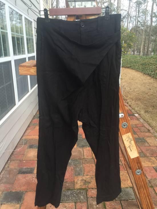 Julius AW13 Rayon Angora Stretch Convertible Pants Size US 31