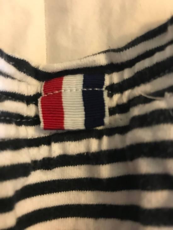 Thom Browne Thom Browne T-shirts Striped Heavy Cotton SIZE 2 Size US M / EU 48-50 / 2 - 5