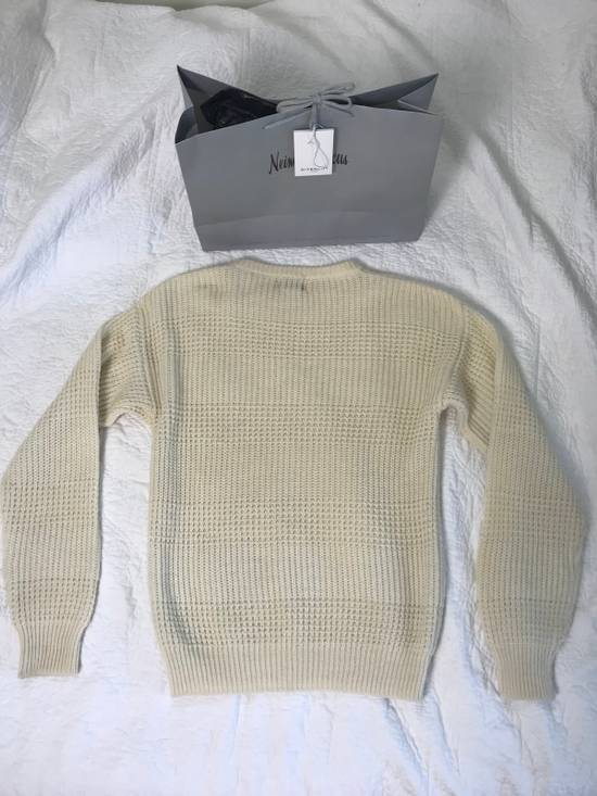 Givenchy Givenchy Off White Beige Sweater Size US L / EU 52-54 / 3 - 5