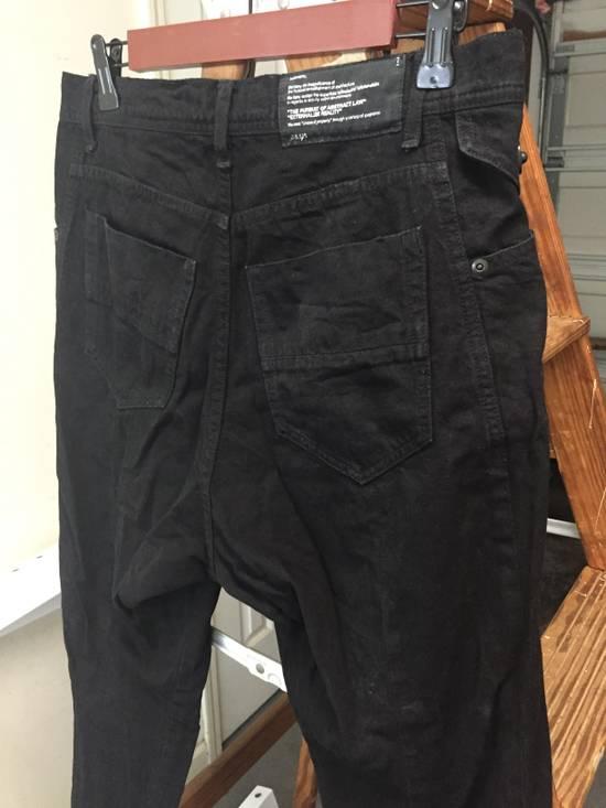 Julius AW12 Resonance Black Cotton Denim Size 1 Size US 30 / EU 46 - 10